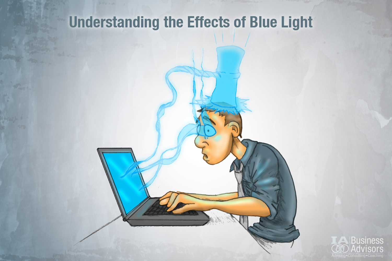 effects of blue light